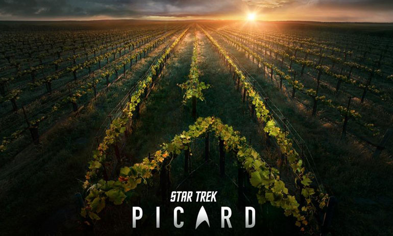 star trek picard avis serie amazon prime video