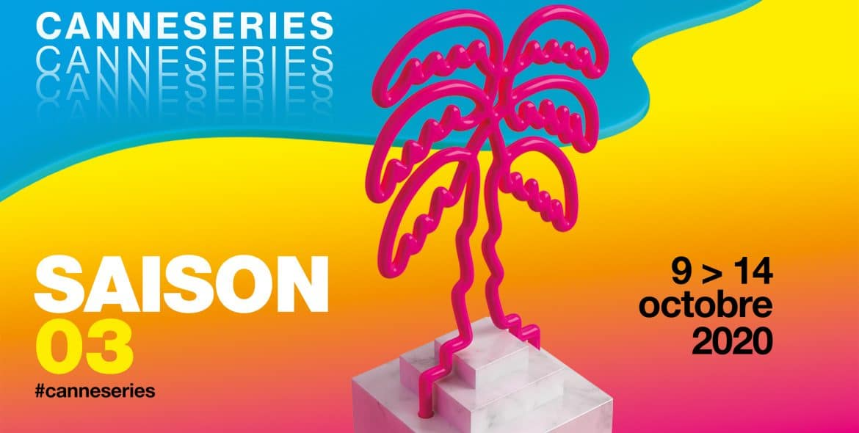 canneseries festival 2020 octobre programme