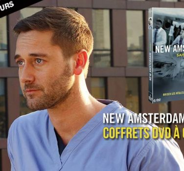 concours dvd serie new amsterdam