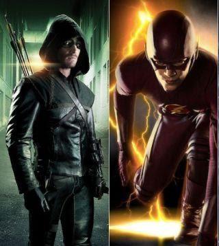 déguisement arrow flash