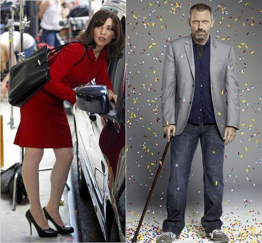 déguisement the good wife dr house