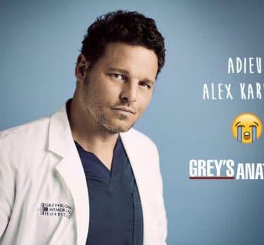 adieu alex karev dernier épisode grey's anatomy