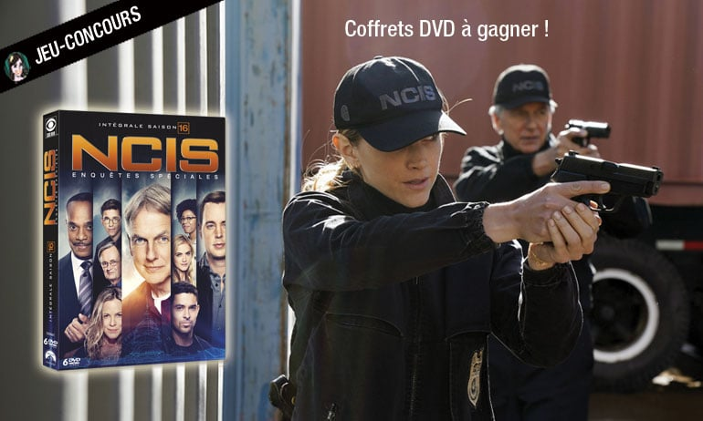 ncis saison 16 dvd