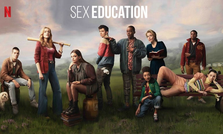 sex education saison 2 netfflix avis