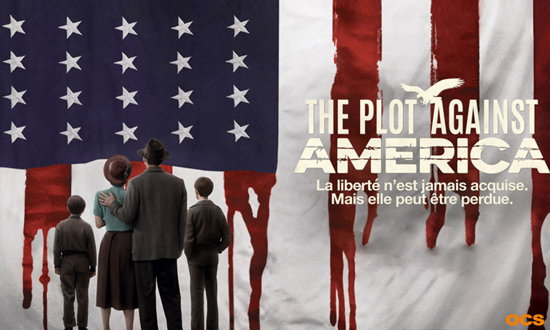 The plot against america série avis