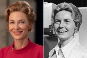 Cate Blanchett vs Phyllis Schlafly