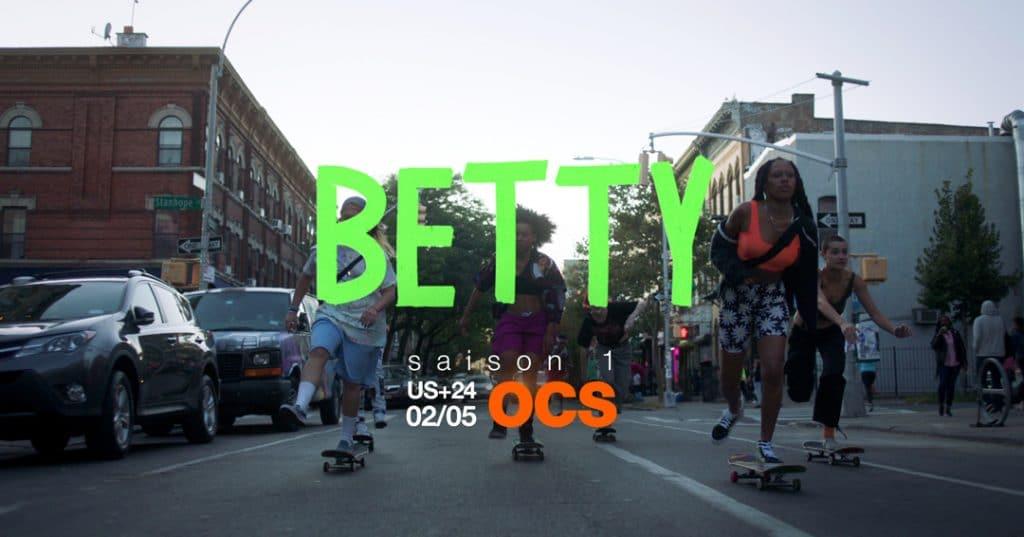 Betty avis serie ocs