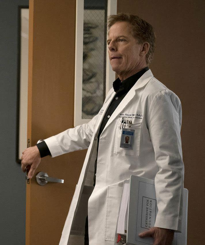 Tom Koracick grey's anatomy greg germann interview