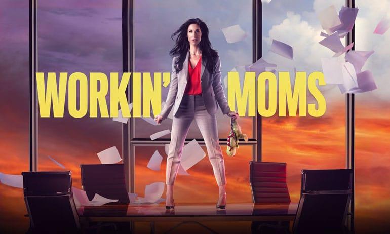 workin' moms saison 4 avis netflix serie