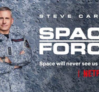space force avis serie netflix