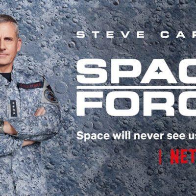 space force avis serie netflix