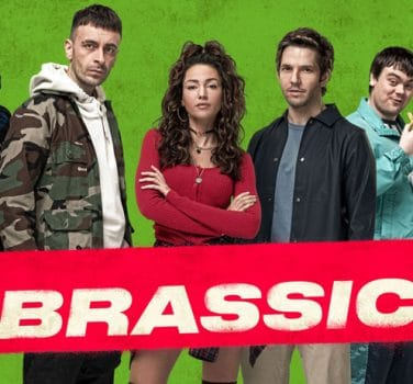 brassic serie avis canal + joseph gilgun