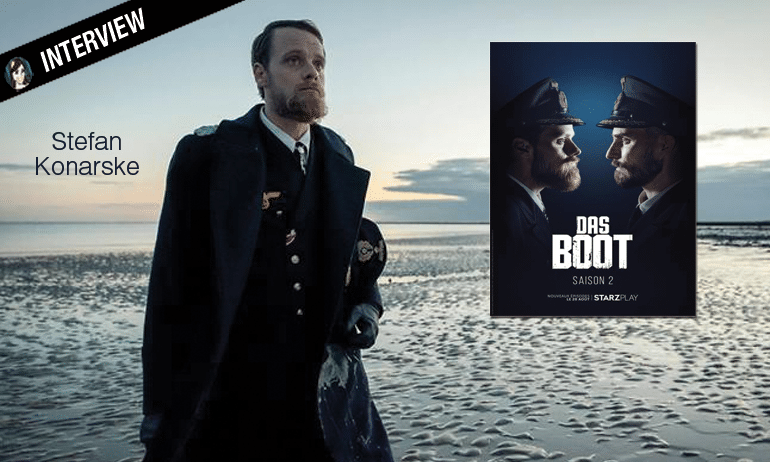 das boot saison 2 starzplay stefan konarse interview