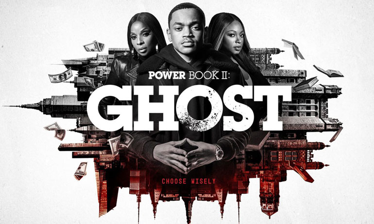 power book II ghost series avis