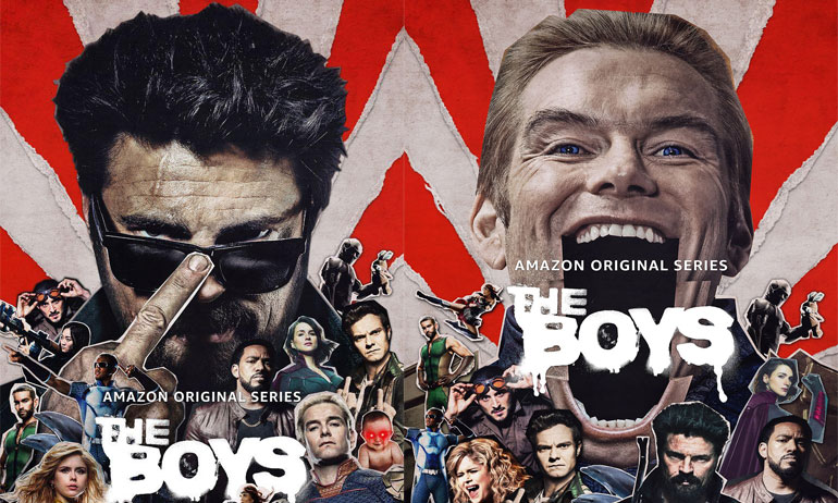 the boys saison 2 serie avis amazon