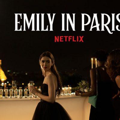 emily in paris série netflix