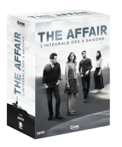intégrale DVD the affair