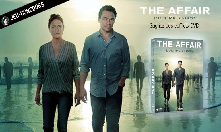 jeu concours dvd série the affair saison 5