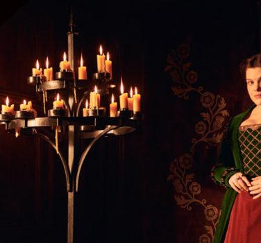 the spanish princess georgie henley meg
