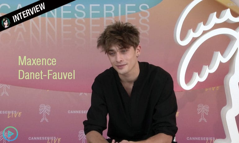 [VIDEO] Interview Maxence Danet-Fauvel