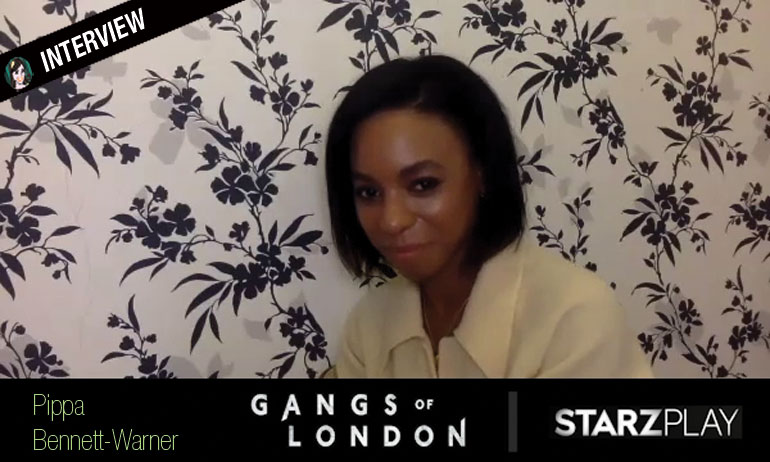 [VIDEO] GANGS OF LONDON : Interview de la gangster Pippa Bennett-Warner !