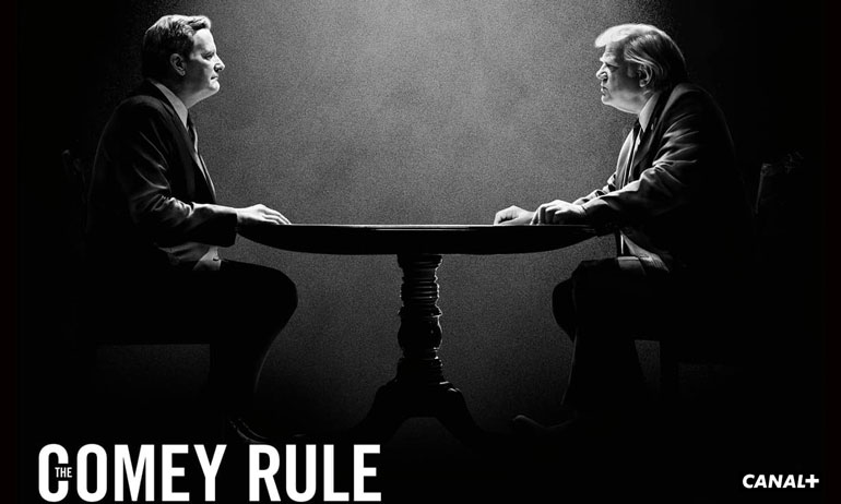 the comey rule serie avis