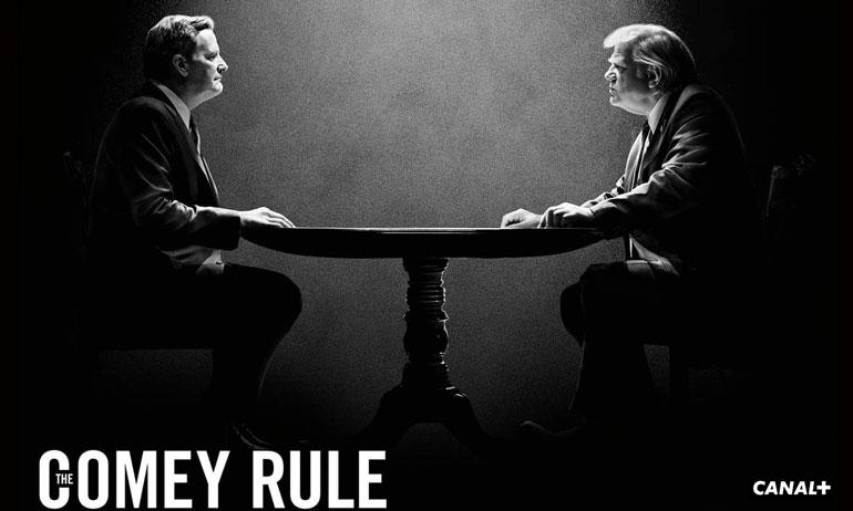 the comey rule serie avis