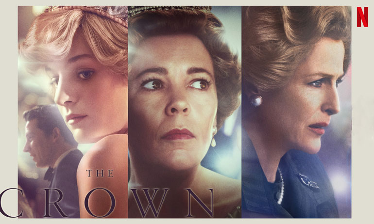 The crown saison 4 netflix avis