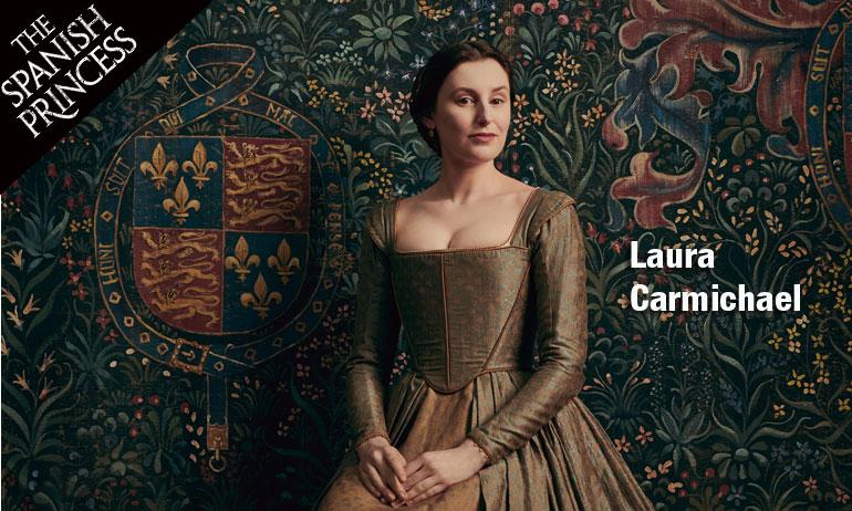 laura carmichael the spanish princess interview