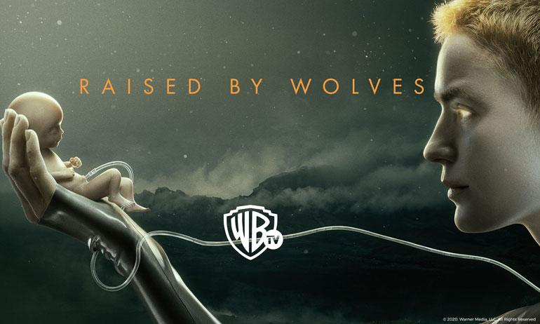 raised by wolves avis