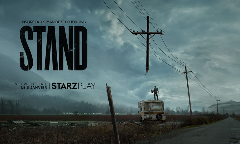 THE STAND : Les acteurs vous conseillent la série en pleine pandémie !