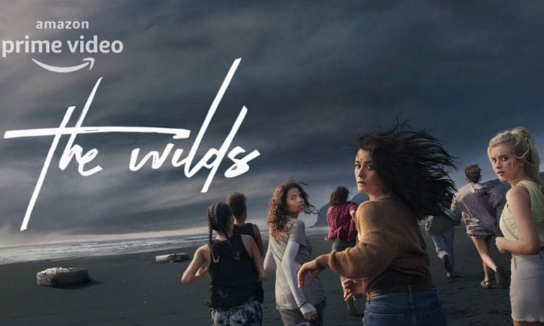 the wilds série avis amazon