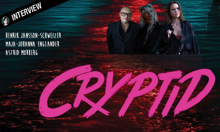 cryptid série salto streaming