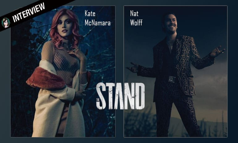 THE STAND : Nat Wolff et Kate McNamara, les disciples du Mal !