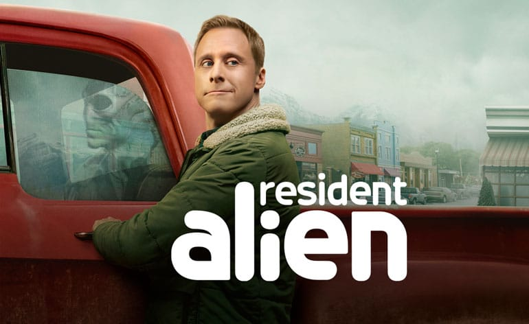 resident alien série avis