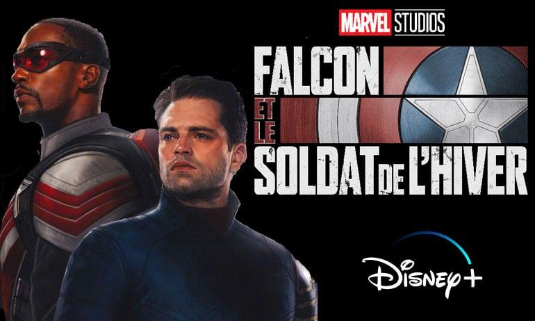 falcon et le soldat de l'hiver avis série disney