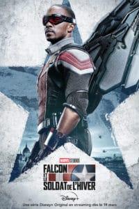 Falcon et Le Soldat De L'Hiver sam wilson anthony mackie