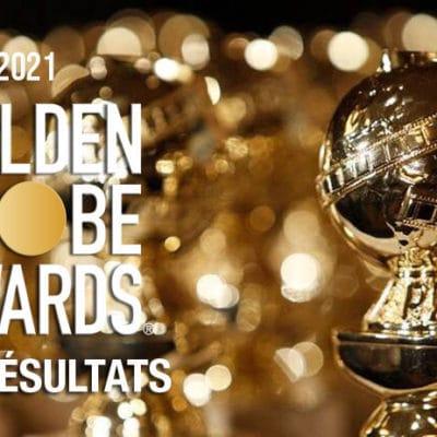 golden globes 2021 résultats