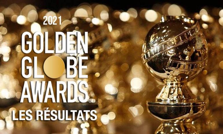 GOLDEN GLOBES 2021 : Résultats en séries !