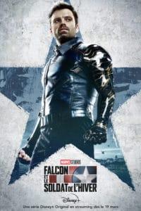 Falcon et Le Soldat De L'Hiver bucky barnes sebastian stan