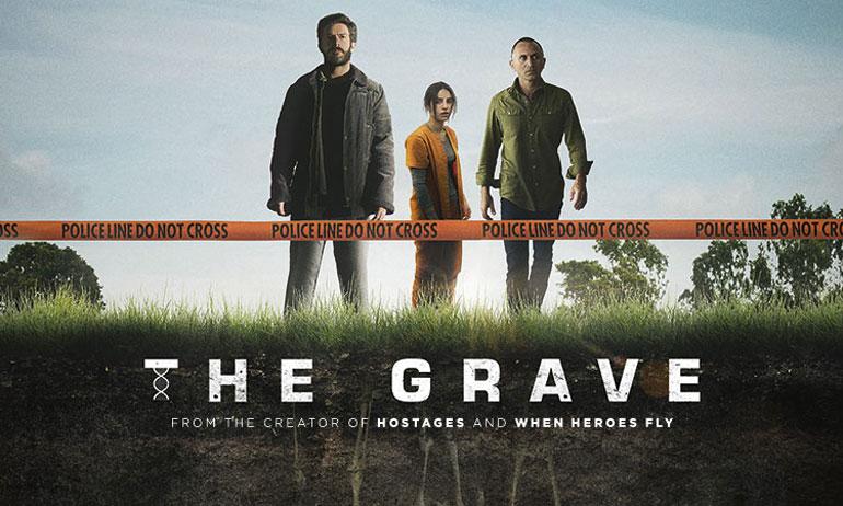 the grave série avis
