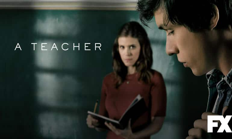 a teacher série avis