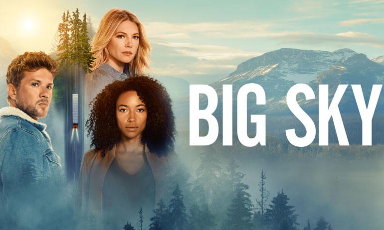 big sky série