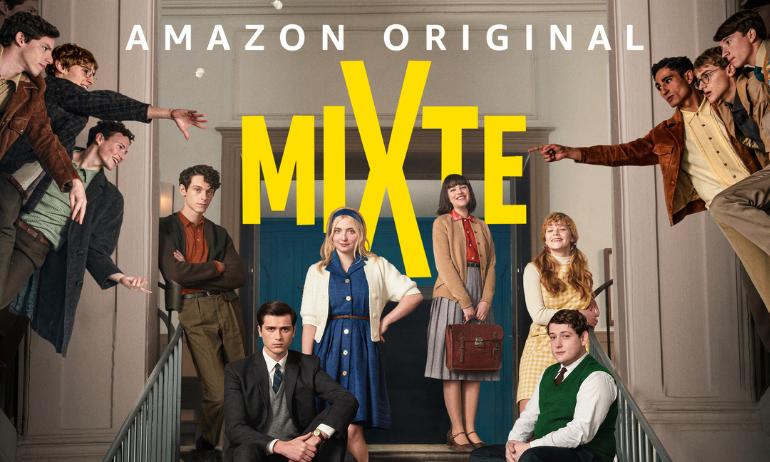 MIXTE : Vive la mixité à l'école !