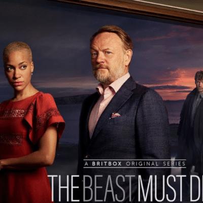 The beast must die série