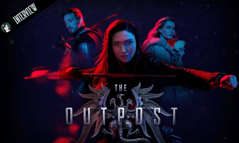 [INTERVIEW] L'équipe de la série vous donne les bonnes armes pour la saison 3 de THE OUTPOST saison 3 !