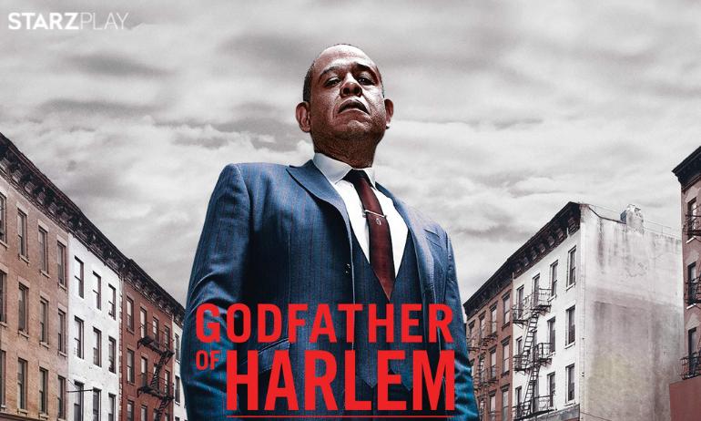 Godfather of Harlem série avis