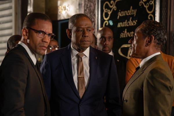 godfather of Harlem série